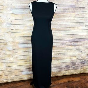 Cache Black Formal Evening Gown